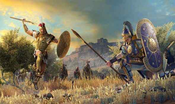 Total War Saga was released for free on release