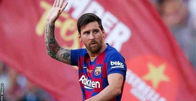 Which Club is Going to Buy Messi