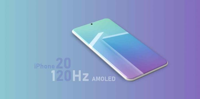 iPhone 12 Pro and Pro Max will have a 120Hz display