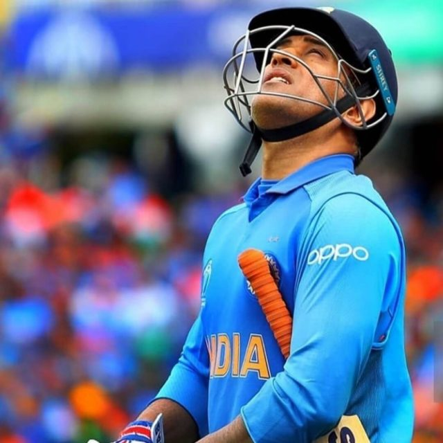 MS Dhoni Retire from International Cricket