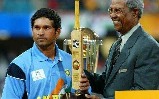 3 Indian batsmen who won the Golden Bat in the ICC World Cup