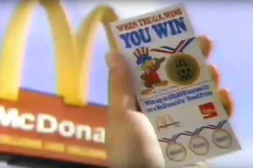 McDonald's and the 1984 Summer Olympics