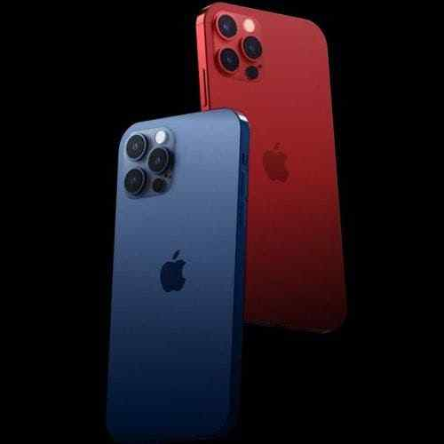 Apple iPhone 12 Pro will be available in Blue and Red Colours