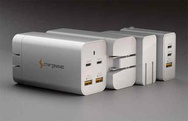 Chargeasap new 100W and 200W Omega chargers