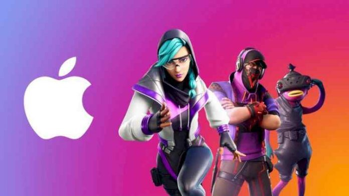 Epic Games force Apple to return Fortnite to the App Store