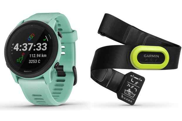 Garmin introduces Forerunner 745 Watch and HRM-Pro Heart Monitor Price