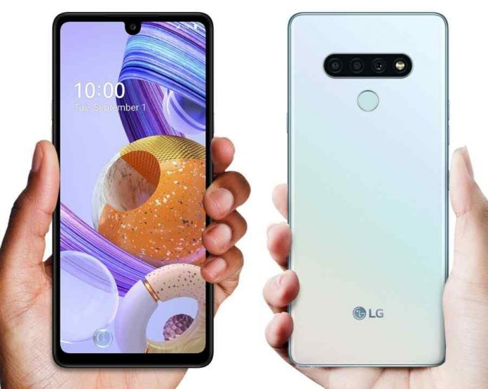 LG K71 Features and Specs