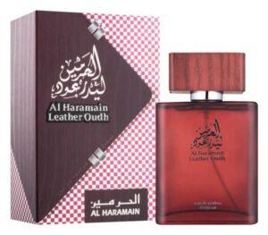 Al Haramain Leather Oudh