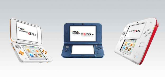 Nintendo stopped production of 3DS family Consoles