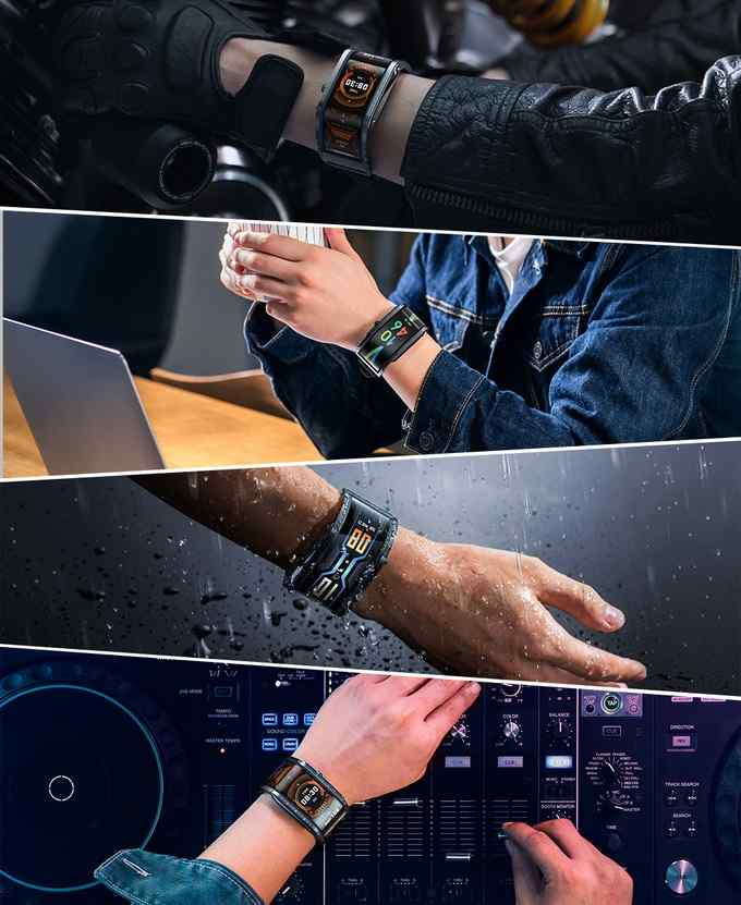 Nubia launched the Nubia Watch smartwatch on Kickstarter