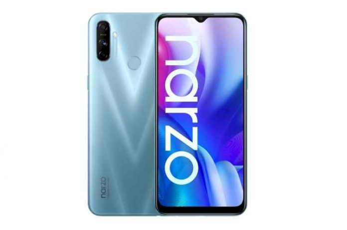 Realme Narzo 20A Price Specs and Release Date