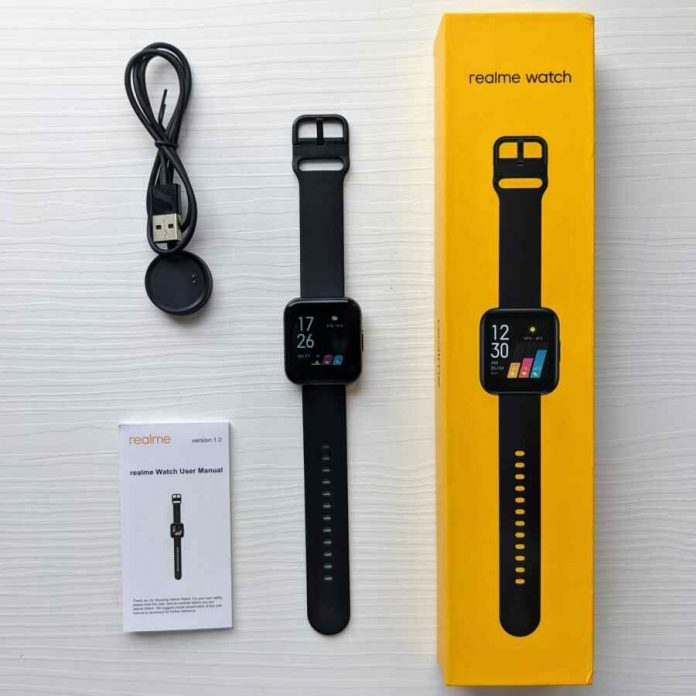 Realme Watch Review Features and Price