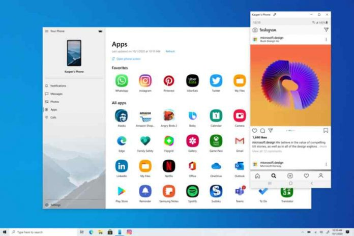 Run Mobile Applications on PC in Windows 10