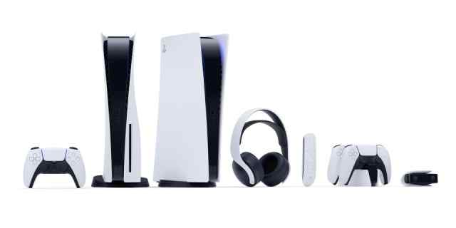 Sony PlayStation PS5 Accessories Price