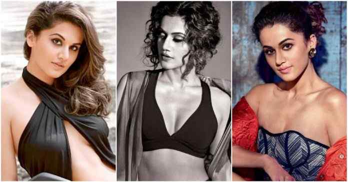 Taapsee Pannu Shares her Beauty Secret