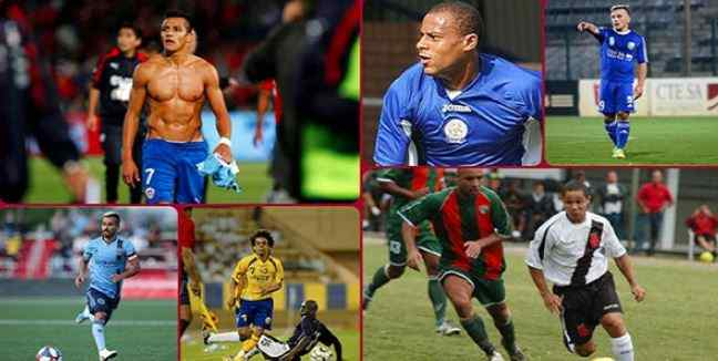 Top 10 shortest footballers in the world