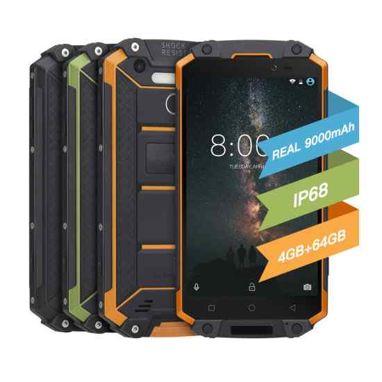 Top 3 Best Rugged shockproof and waterproof smartphones for less than 100 €