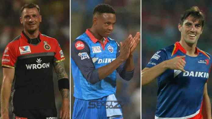 Top 5 Fastest Bowlers in IPL History