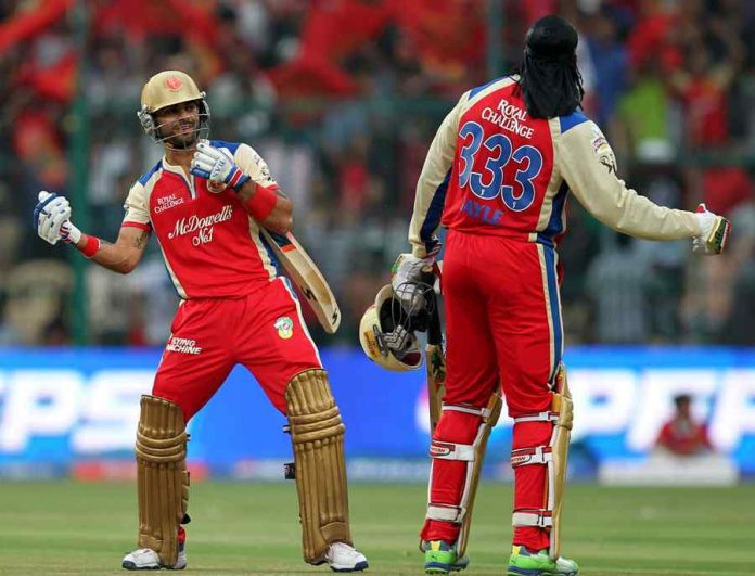 Top 5 Fastest Centuries in the History of IPL