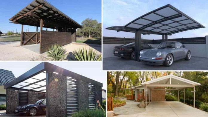 5 Reasons to install a Carport in Your Garden
