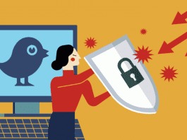 5 types of cyber threats on social networks