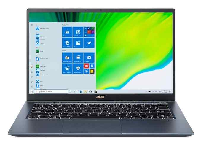 Acer Swift 3X Laptop Price, Release Date and Features