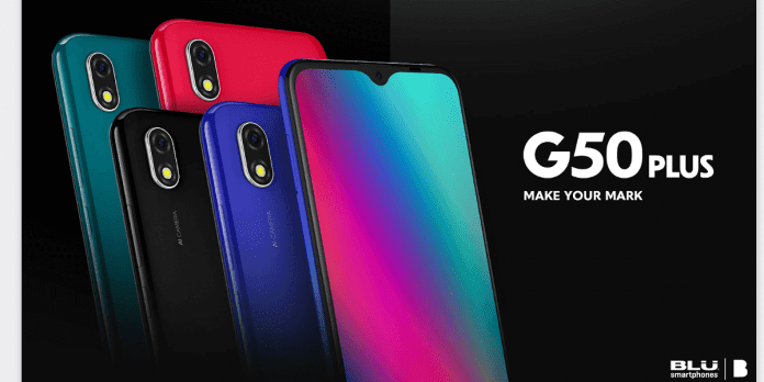 BLU G50 PLUS Price, Relaese Date and, Specifications