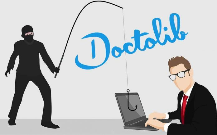 Be Aware of the Fake Doctolib Email a new Phishing Attack