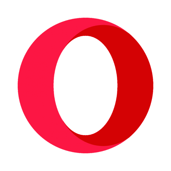 Built-in music player in Opera Browser