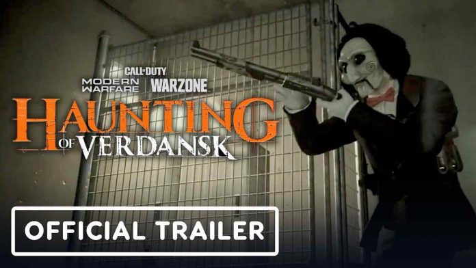 Call of Duty Haunting of Verdansk Release Date and Trailer