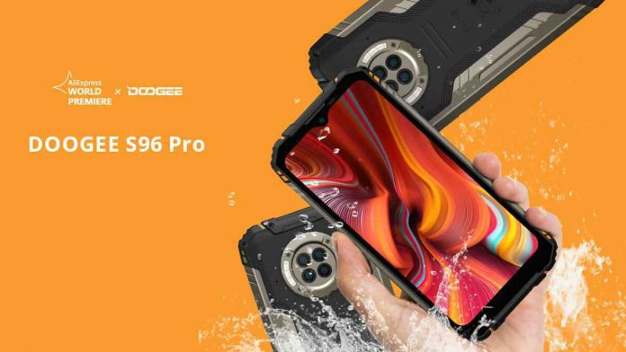DOOGEE S96 Pro Price, Release Date, and Specifications