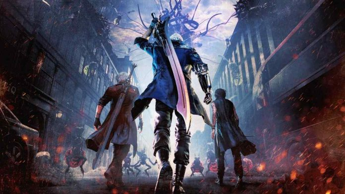 Devil May Cry 5 Special Edition will run in four graphics modes