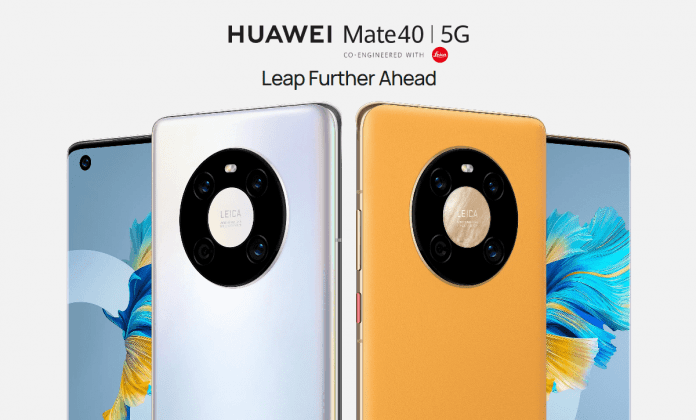 Huawei Mate 40 Price, Release Date, and Specifications