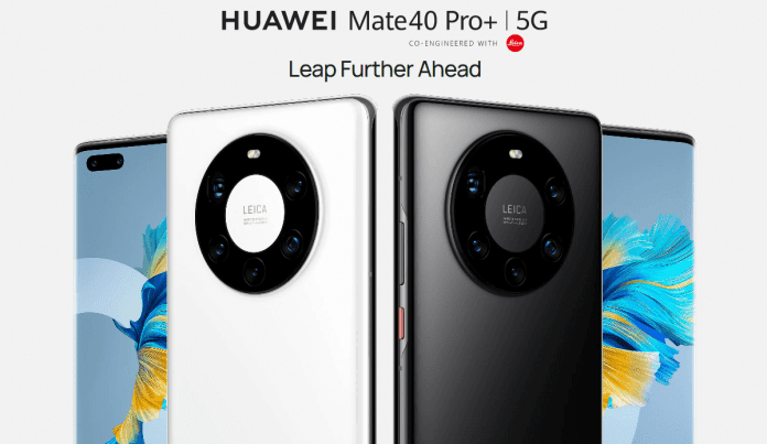 Huawei Mate 40 Pro Plus Price, Release Date, and Specifications