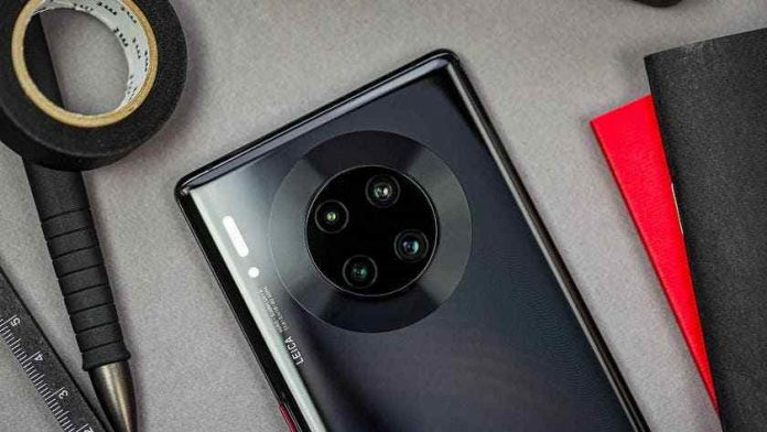 Huawei Mate 30 Pro E Features and Characteristics Became Known
