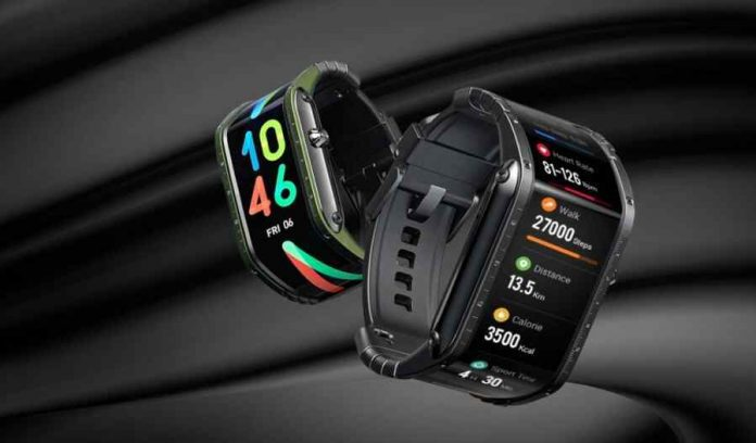 Nubia Watch Bracelet Price and Features