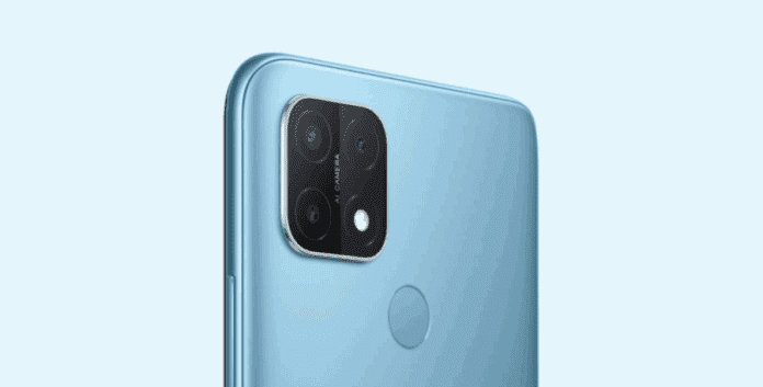 OPPO A15 Details and Features