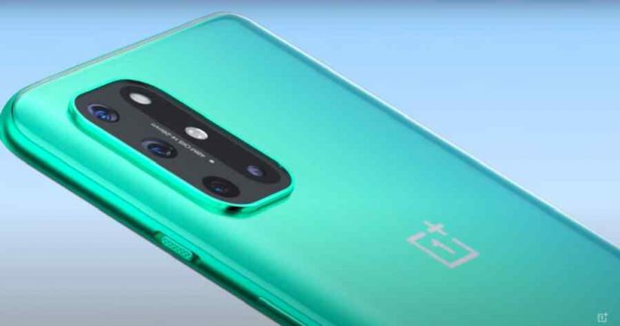OnePlus 8T sale in China exceeded 14 Million US Dollars in just one Minute