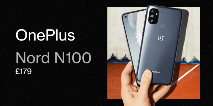 OnePlus Nord N100 Price, Release Date and Specifications
