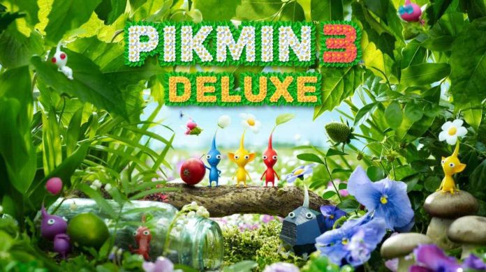 Pikmin 3 Deluxe demo available now