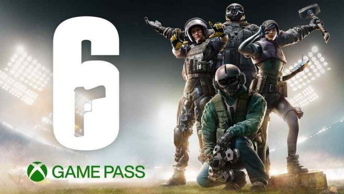 Rainbow Six Siege Xbox Game Pass Release Date