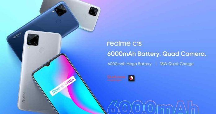 Realme C15 Qualcomm Edition Price, Release Date, and Specifications