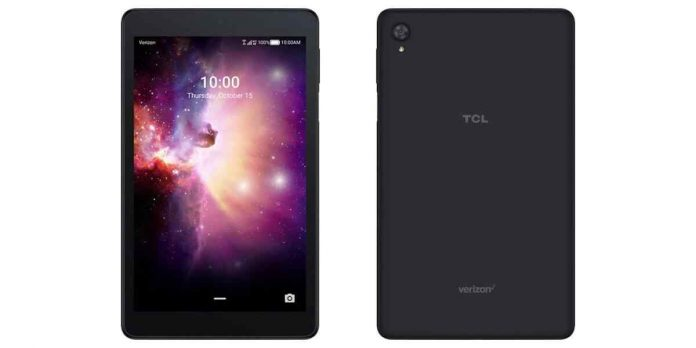 TCL TAB 8-inch midrange Tablet Price and Release Date