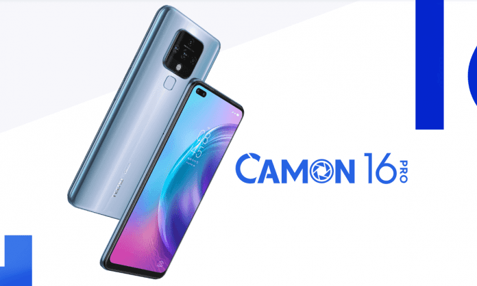 Tecno Camon 16 Pro Price, Release Date, and Specifications