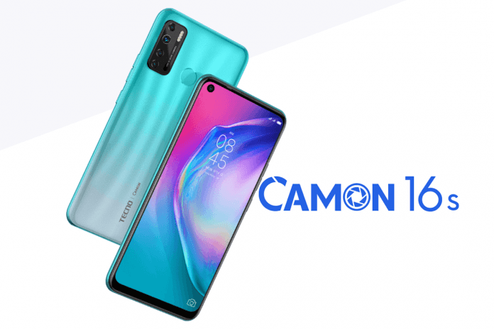 Tecno Camon 16s Price, Release Date, and Specifications