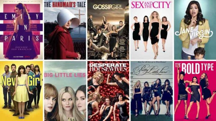 Top 12 Best Girly TV Series for Girls to watch