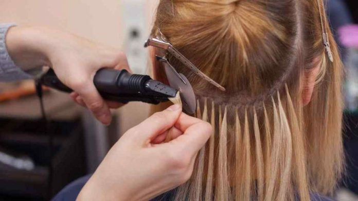 Types and Installation of Hair Extensions