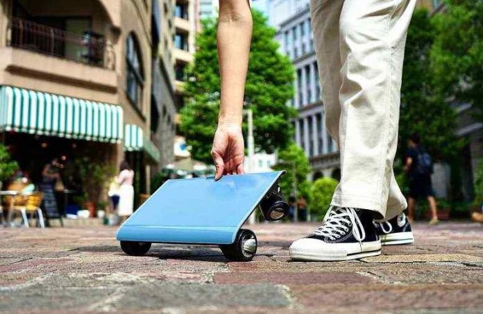 Walkcar a Portable Mini Electric Car Price and Details