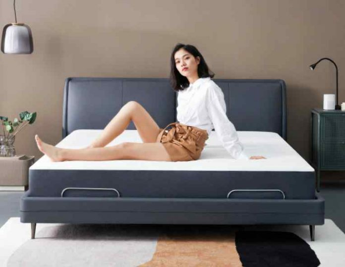 Xiaomi 8H Milan Smart Electric Bed Pro a New Smart Bed