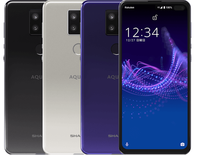 AQUOS Sense4 Plus Price, Release Date, and Specifications